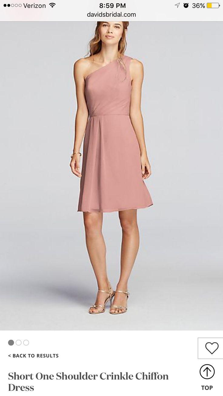 Perfecto Vestidos De Dama Davidsbridal Ideas - Colección de Vestidos ...