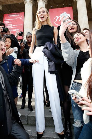 5 things every tall girl understands about fashion (i.e. Karlie Kloss)