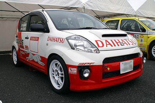 daihatsu boon - Photo #02