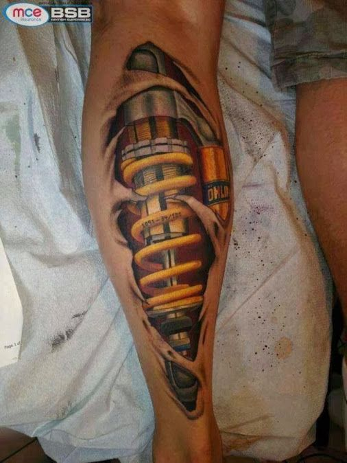 Öhlins Tattoo