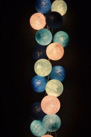 Pipilota Azul disponible en 20 y 35 luces www.pipilota.cl