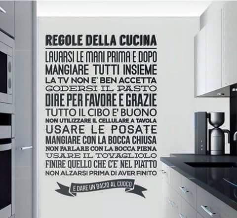 Oltre 1000 idee su disegni murali per cucina su pinterest - Stampe per cucina ...