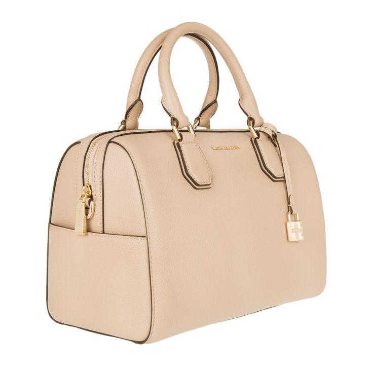 MICHAEL Michael Kors Mercer MD Duffle Bag Leather Oyster Geschenke unter 500 € bei Fashionette