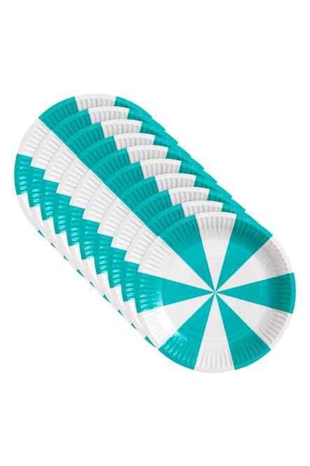 Papierowe talerze 10-pak | H&M