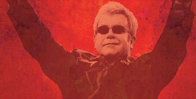 Elton John- Feb 12- GM Centre