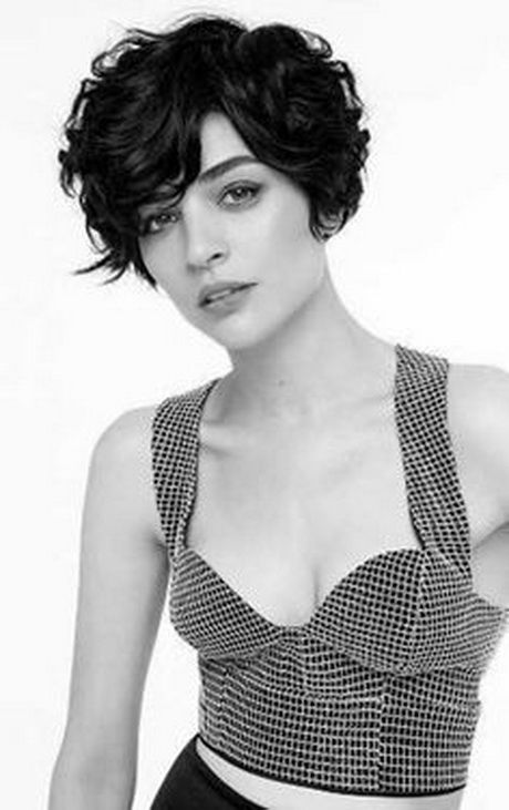 Tremendous 1000 Ideas About Short Wavy Hairstyles On Pinterest Short Wavy Short Hairstyles Gunalazisus