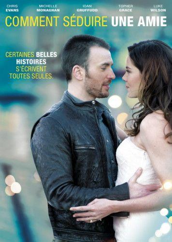 Concours : Gagnez 5 codes VOD du film Comment séduire une amie avec Chris Evans - Cinealliance.frCinealliance.fr