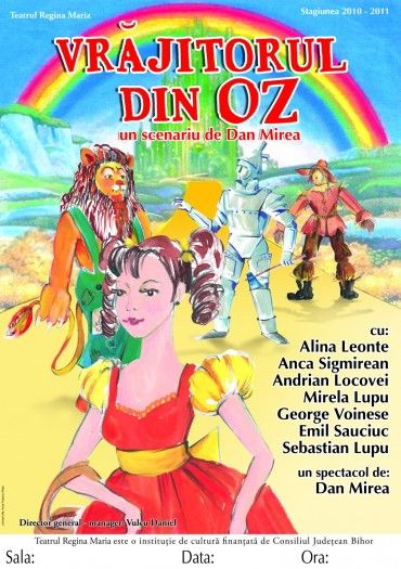 Vrăjitorul din Oz/Wizard of Oz