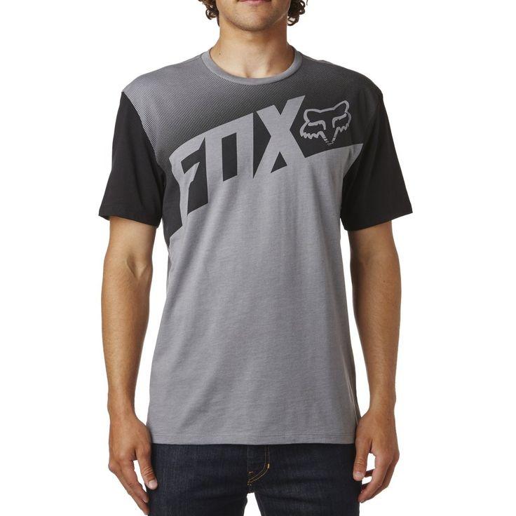 Fox Racing Men's Predictive Short Sleeve Premium Tee