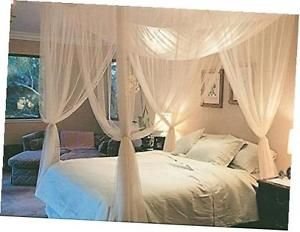 maydecor-4-corner-post-bed-canopy-mosquito-net-full-queen-king-size-netting