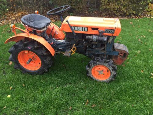 #Kubota #b5000 #compact tractor ( no vat ), View more on the LINK: http://www.zeppy.io/product/gb/2/201748977306/