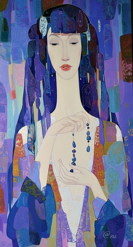 The Bead Maia Ramishvili