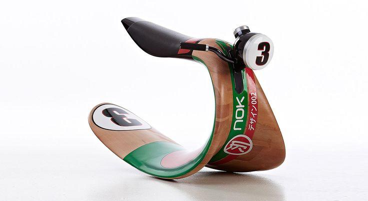 NOK - ROCKIN' MOTO . DARK HORSE