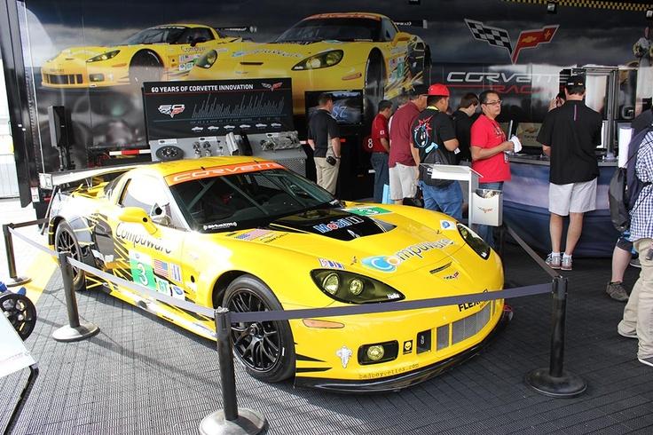 [PICS] SEMA 2012: Corvettes on Display at SEMA