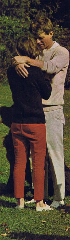 Bobby and Kathleen