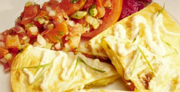 Easy Quesadilla Recipes | KitchenDaily.com
