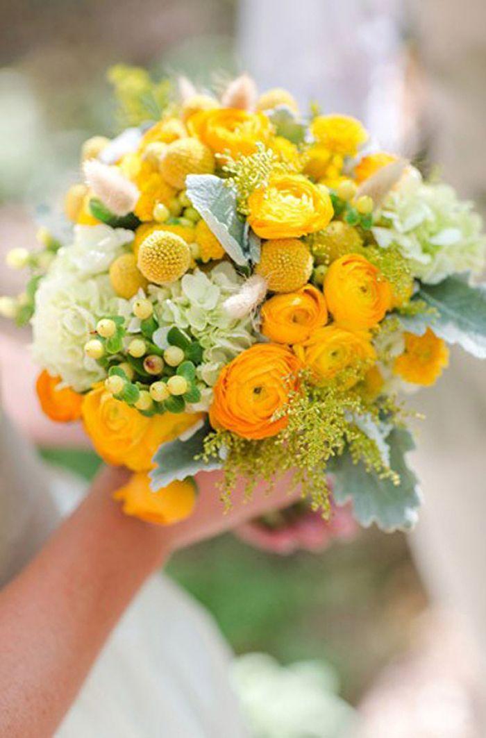 Die besten 25 Brautstrau gelb Ideen auf Pinterest