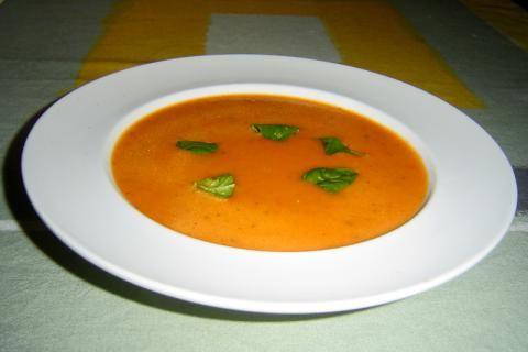 Jak udělat italskou rajčatovou polévku | recept