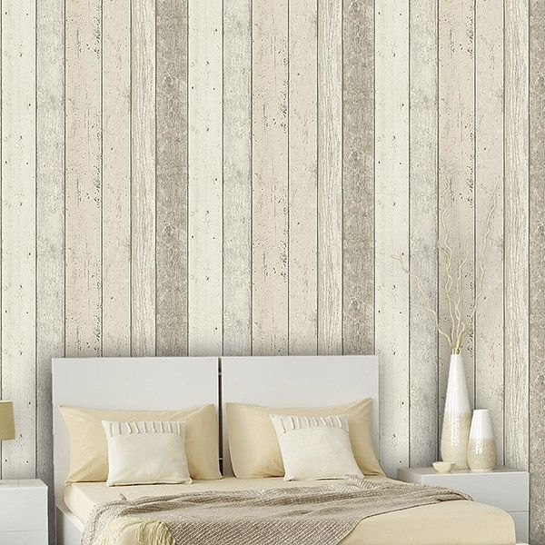 10 Best Faux Wood Wallpaper Images On Pinterest