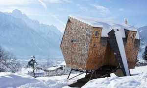 10 of the best mountain cabins and lodges in Europe | Travel | The Guardian
