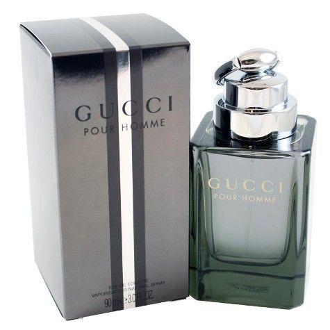 Gucci pour Homme - wyjątkowy zapach dla mężczyzn. Perfumy tej marki to niezwykle ceniony zapach, który uwielbiają zarówno mężczyźni jak i kobiety. Wyczuć w nich można między innymi cynamon, ostrą paprykę, czarną herbatę, liście tytoniu, białe piżmo, drzewo oliwne. Jest to niezwykle oryginalna, interesująca oraz o ostrym zapachu kompozycja, z którą lepiej jednak nie przesadzać! #facet #moda #uroda ##perfumy ##Gucci pour Homme