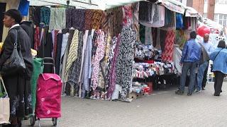 Fabric shopping market style!