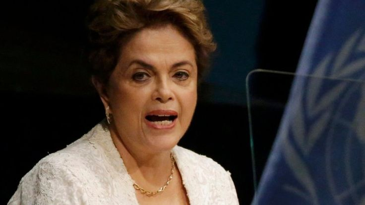 Brazil crisis: Rousseff may appeal to trade bloc over impeachment - BBC News