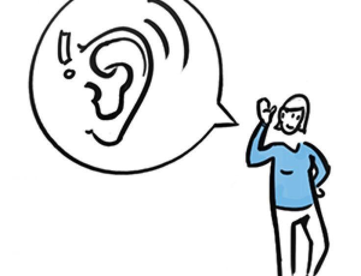 Wie goed luistert kan veel leren
