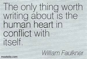 at least you have this going for you since you couldnt take a walk on the boring side with just me LOL love me some Faulkner! Feel like I have been in a version of one of his books Wild Palms?- William Faulkner