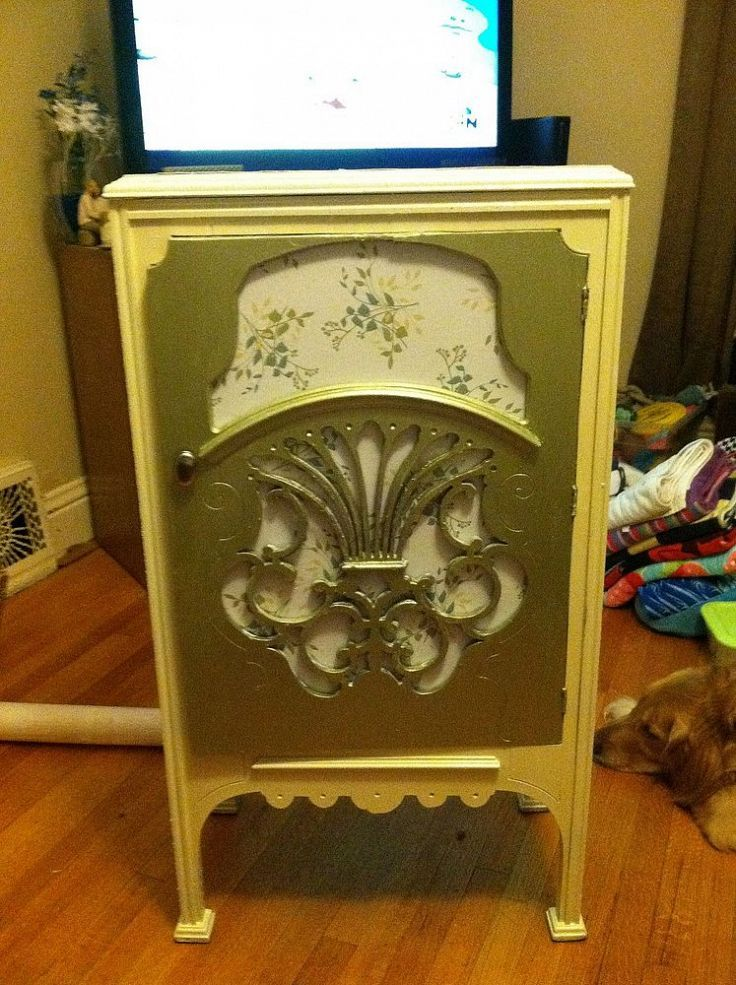 Hometalk    Old Radio Cabinet Turned Into Bedroom Storage. 17 Best images about Radio cabinets on Pinterest   Cabinets