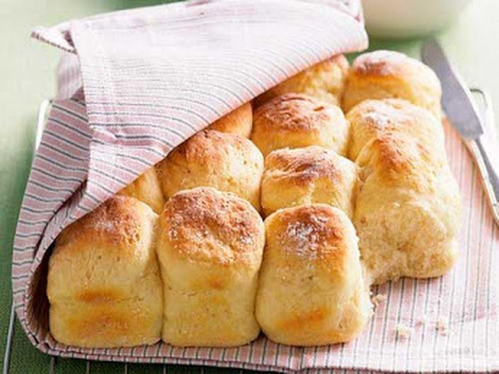 Быстрые булочки без яиц и дрожжей  Булочки готовятся очень быстро, без использования дрожжей. При добавлении различных компонентов их можно сделать слад... - Bon Appetit - Google+