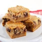 Image result for chocolate chip ooey gooey butter cake