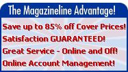 MagazineLine - MagMall Teachers will receive special pricing on magazine subscriptions ordered through MagMall. Tell them the name of your school and your position there to receive discounts up to 50-percent off.