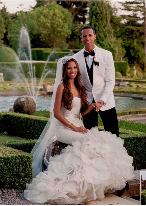 An interview with celebrity wedding planner Mark Niemierko about Rochelle and Marvin's wedding!
