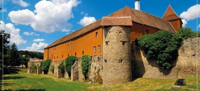 Jurisics var (castle) - Koszeg, Hungary