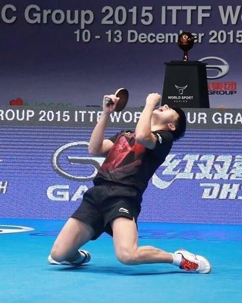 Ever wondered who the world number one table tennis player is?  Credit: Ma Long ...