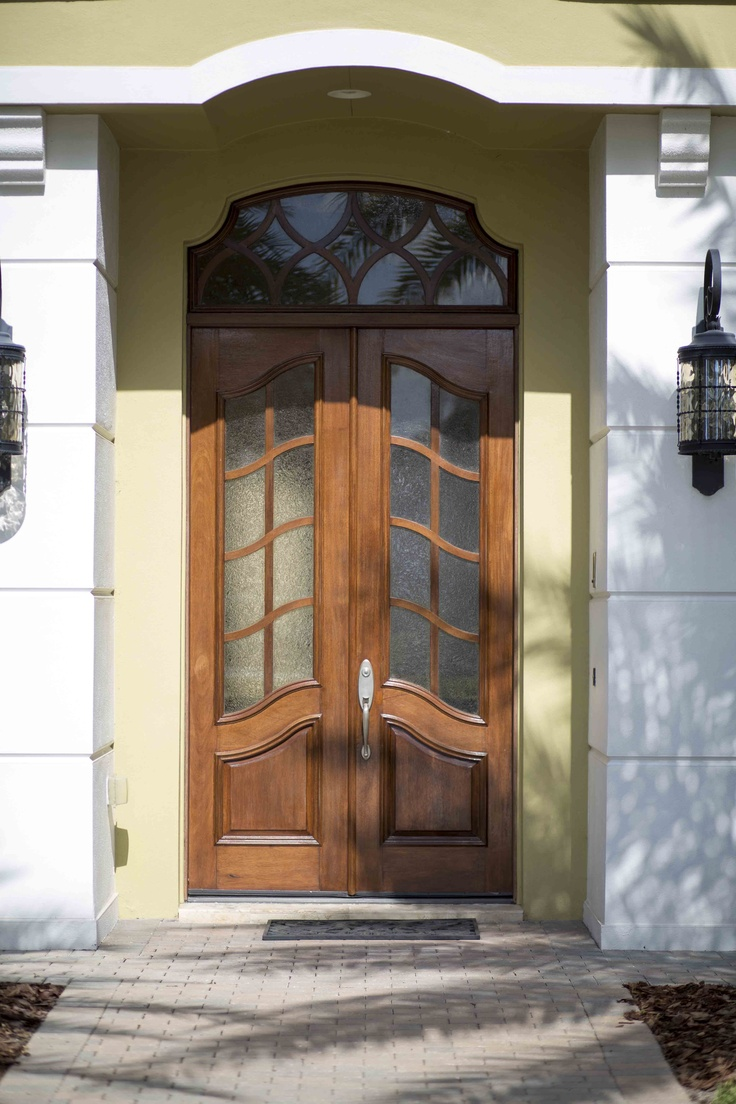 French Deco-inspired doors & 21 best Doors of Sentry Management - Florida images on Pinterest ...