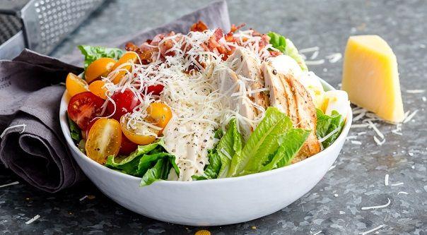 Salat Caesar