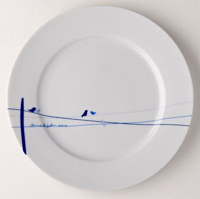 A plate a day: Birds