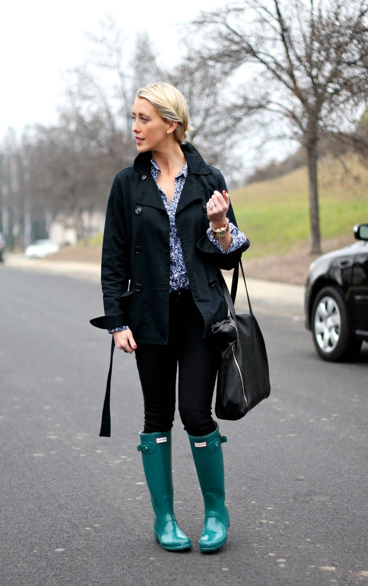 5 Surprisingly Cute Rain Boot Outfits Ideas To Try This ...