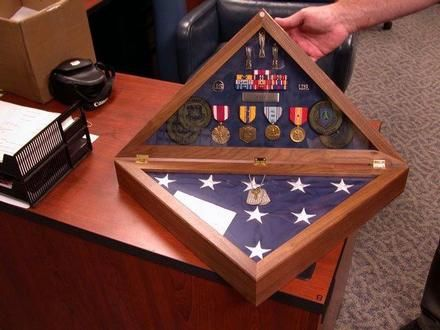 Military Shadow Box - Small Projects - 700 - Rockler.com
