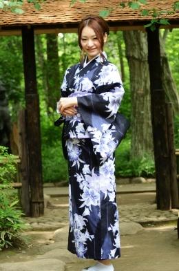 Japanese Yukata - (1)