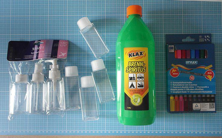 1000 bilder zu diy auf pinterest - Alkohol tinte selber machen ...
