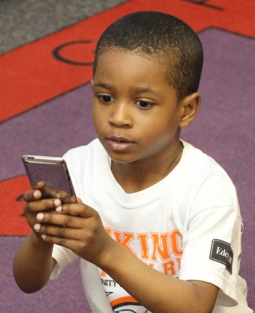 A recent federal study by the University of Akron, in partnership with Head Start programs, found that children who used eBooks in the classroom to learn how to read had higher success and focused longer on the books (as long as the books were designed properly and didn't have any extra 'bells and whistles.') And even more interestingly, kids with behavioral and cognitive issues focused even longer than kids without these issues.