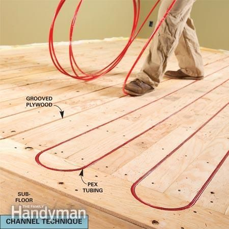 Electric vs. Hydronic Radiant Heat Systems