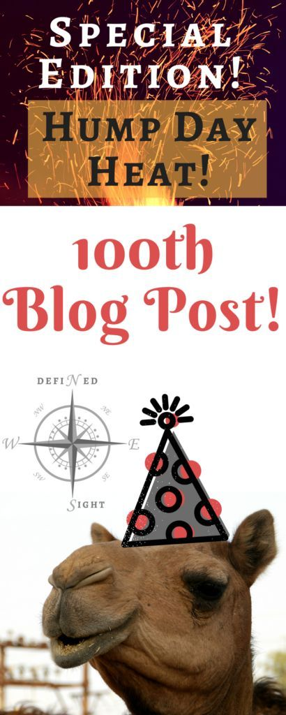 Hump Day Heat! This is a special edition of the weekly Wednesday newsletter...it's Defined Sight's 100th Blog Post! Defined Sight is sharing their blogging lessons learned, goals with the blog and giving credit where credit is due in the blogging and finance community. Check it out, you may be listed too! #Blogging #Lifestyle #PersonalDevelopment #ProfessionalDevelopment #Careers #Finance #Budget #Savings #Richlifestyle #HowToBeHappy #BeMoreChill #DefinedSight
