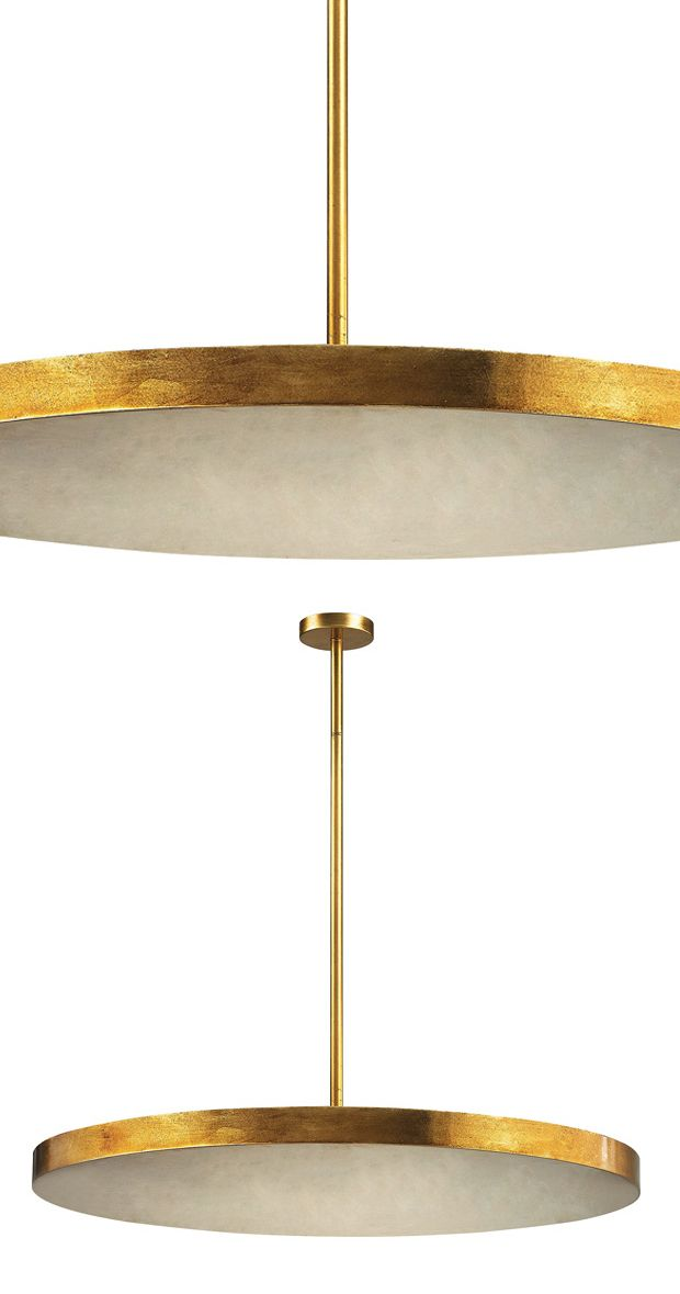 Embrace the totally contemporary verve of this Centrum Pendant Light, a find we knew we had to share. Its disc-shaped shade conceals four bulbs that cast a soft glow over a dining space or an entertain... Find the Centrum Pendant Light, as seen in the Mid-Century by the Book Collection at http://dotandbo.com/collections/mid-century-by-the-book?utm_source=pinterest&utm_medium=organic&db_sku=117109