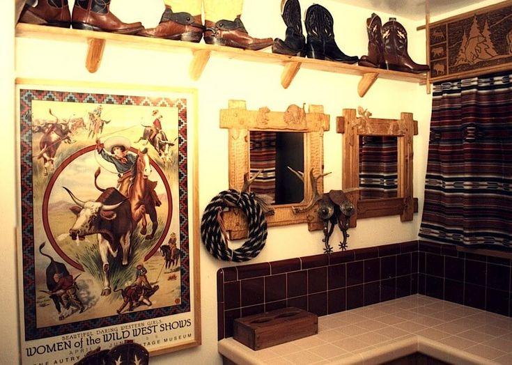 Bathroom Western Decor   Choices Of Stunning Western Bathroom .