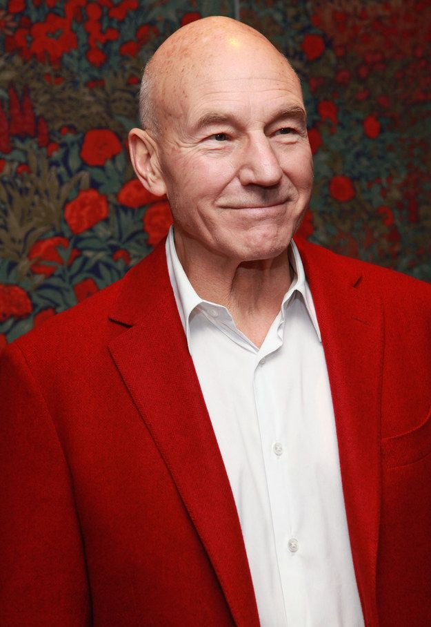 I got Sir Patrick Stewart! Are You More Like Sir Patrick Stewart Or Sir Ian McKellen?