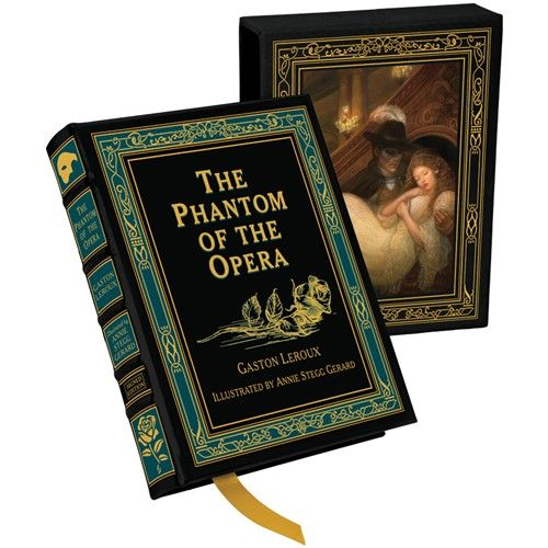 PHANTOM OF THE OPERA-DELUXE ILLUSTRATED EDITION | Easton Press